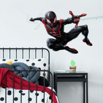 Sticker mural Spider-Man Miles Morales