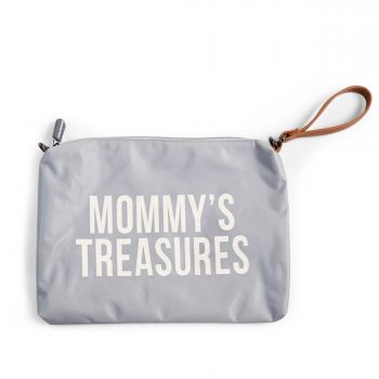 Pochette Mommy - gris