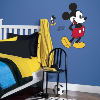 Sticker mural XL Disney Mickey Mouse
