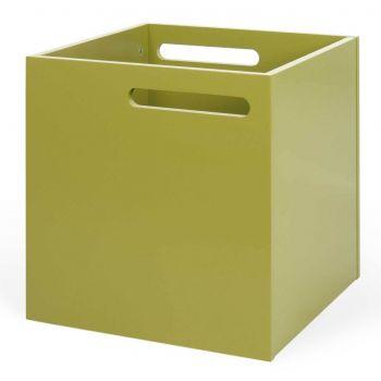 Boîte de rangement Berkeley - vert