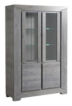Armoire vitrine Tristan