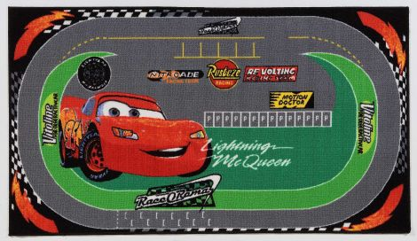 Disney Cars Racing Rug