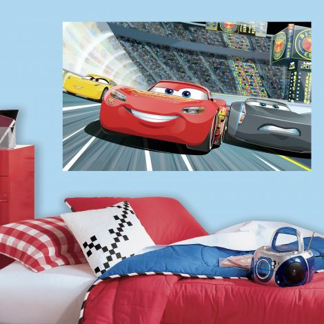 Stickers muraux Disney Pixar Cars 3