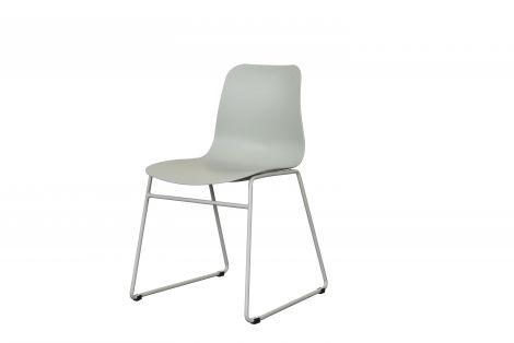 Lot de 2 chaises Marie - vert de gris