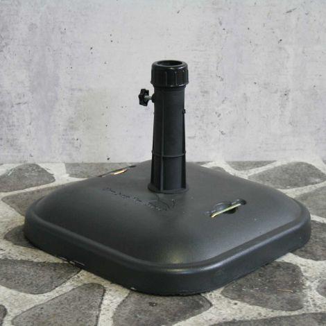 Pied de parasol Wim en béton - 37 kg