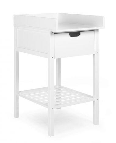 Table à langer Modern - blanc