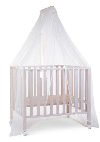 Ciel de lit avec voile