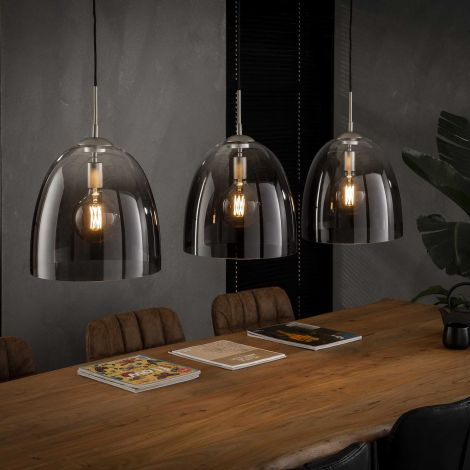 Suspension Shaw 3 lampes