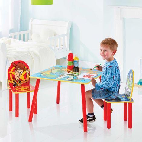 Table et chaises d'enfant Toy Story