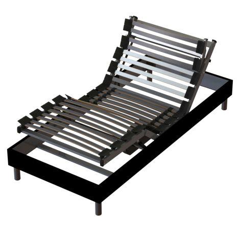 Cadre de lit ergonomique électrique Jill - 140x200