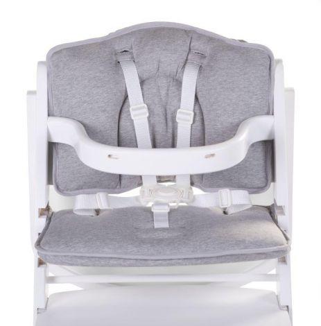 Coussin pour chaise évolutive - gris