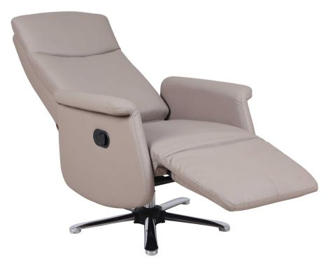 Fauteuil relax Kiwi - taupe
