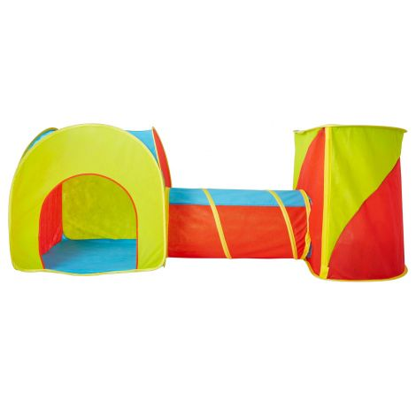 Ensemble tente et tunnel KidActive
