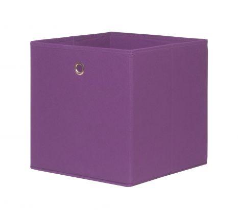 Boîte de rangement Alfa - violet