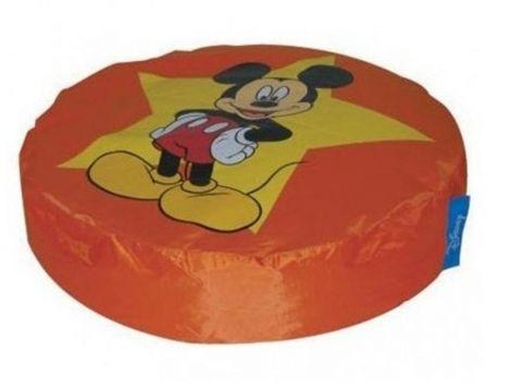 Pouf Mickey Island - orange