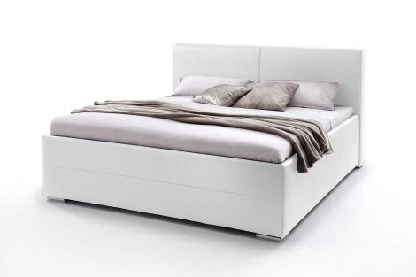 Lit Magic 140x200cm - blanc
