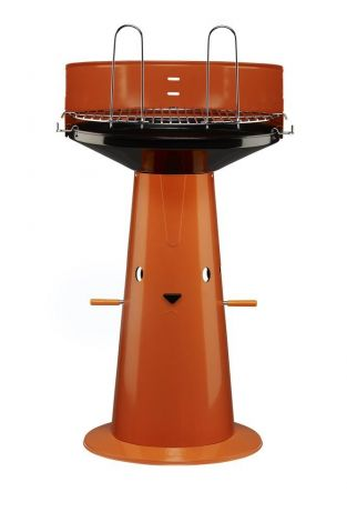 Barbecue Buck Mr. Orange