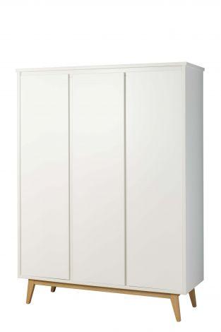 Armoire Pure 3 portes - blanc