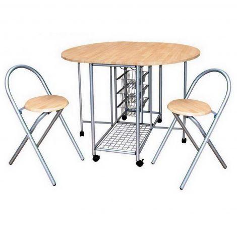 Table et chaises Beatrice