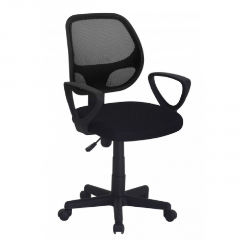 Chaise de bureau Pipa - noir