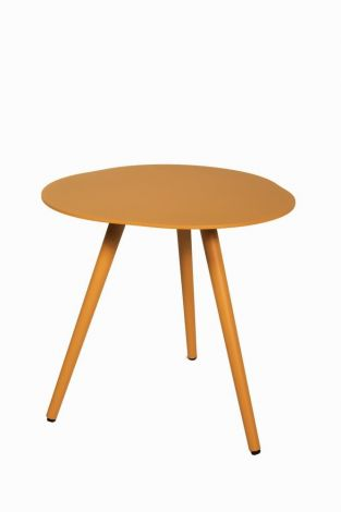 Table d'appoint Burnie - orange