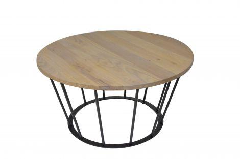 Table d'appoint Framer ø80x42cm