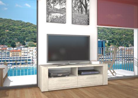Meuble tv Iris 155cm - beige