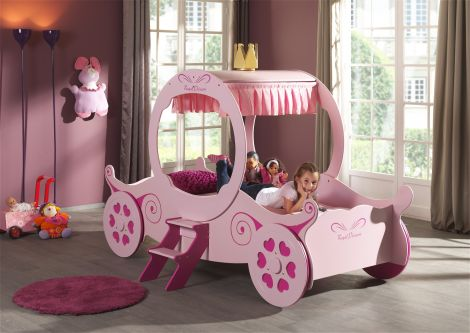 Lit carrosse Princesse Kate