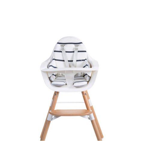 Coussin chaise Evolu - marin