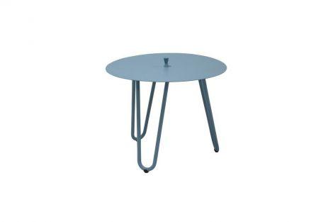 Table d'appoint Cool H45cm - bleu