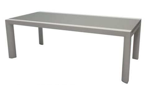 Table de jardin extensible Premier 220/340 - blanc