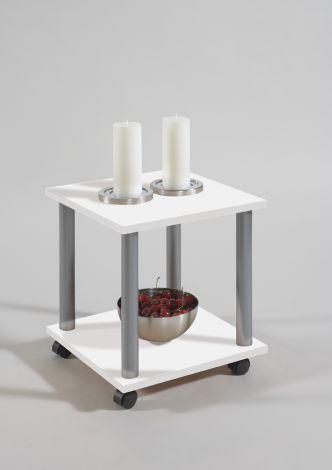 Table d'appoint Jango - blanc