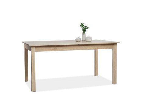 Table à manger extensible Coburg 160/200 - chêne