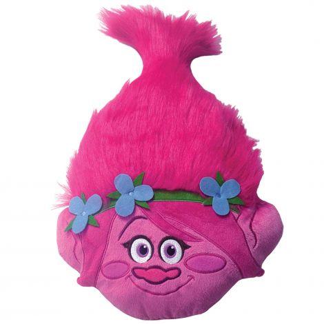 Coussin 3D Les Trolls Poppy
