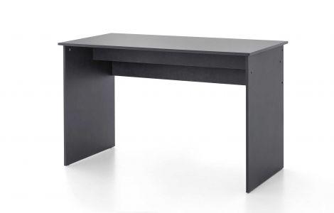 Table de bureau Maxi-office 125cm - graphite