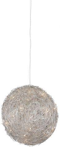Suspension Wire Ball Ø40cm - 8x10w G4