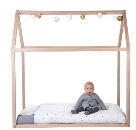 Cadre de lit Maison 70x140