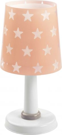 Lampe d'appoint Stars - rose