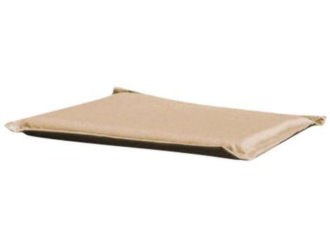 Coussin de siège pour chaise pliable - beige