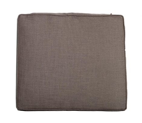 Coussin chaise de jardin empilable - lin taupe