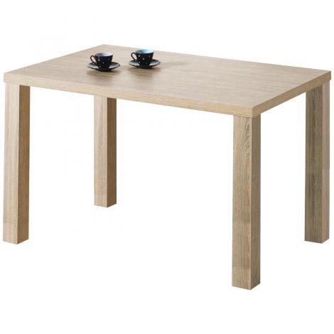 Table Elisa 140x80 cm - sonoma clair