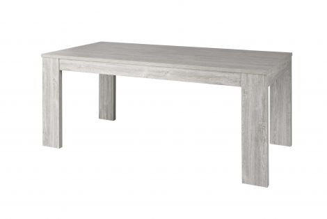 Table à manger Jacques 160cm - gris clair
