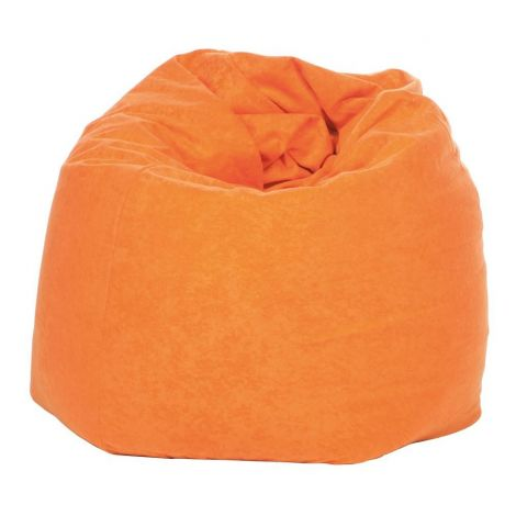 Pouf Big 300 micro orange