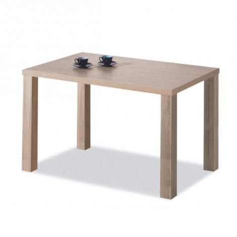 Table Elisa 120x80 cm - sonoma clair