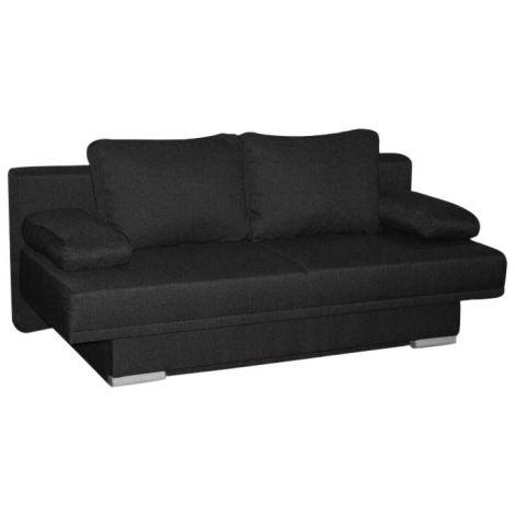 Canapé-lit Celtica - gris foncé