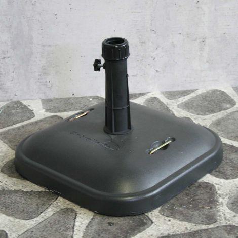 Pied de parasol Wim en béton - 25 kg