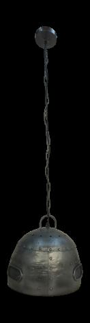 Suspension Boulon - ø30 cm - gris