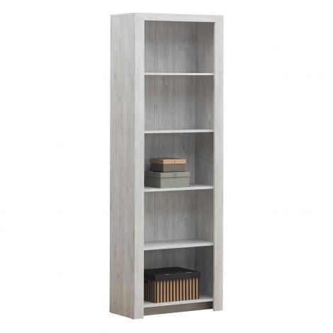 Bibliothèque Elvira 70cm - chêne blanc