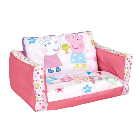 Canapé lit Peppa Pig