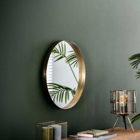 Miroir Ro Ø50 - or
